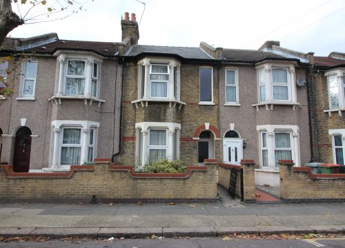 Three Bedroom Terraced House off Katherine Rd, E7